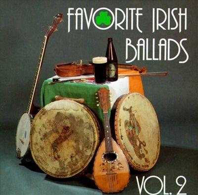 Image for Favorite Irish Ballads, Vol. 2
