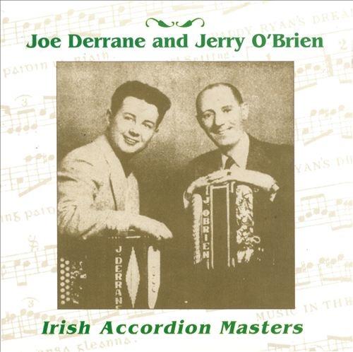 Image for Irish Accordion Masters - Joe Derrane and Jerry O