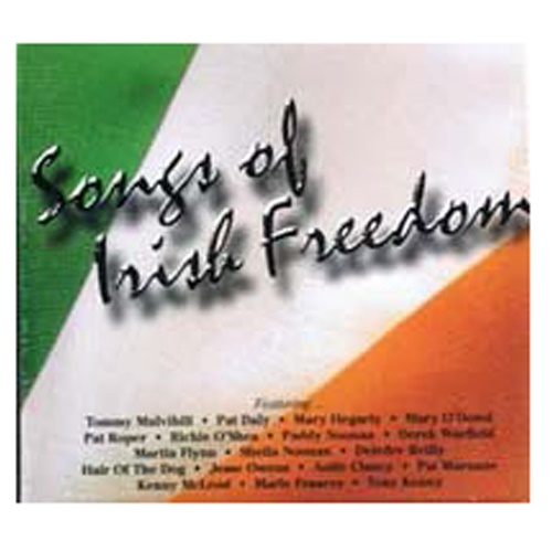 Image for Songs of Irish Freedom 3 Pack