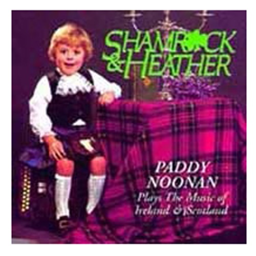 Image for Shamrock & Heather - Paddy Noonan