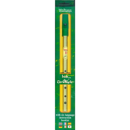 Image for Waltons Irish Tin Whistle Pack