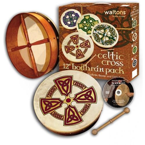 "Image for Waltons 12"" Kilkenny Bodhran Pack"