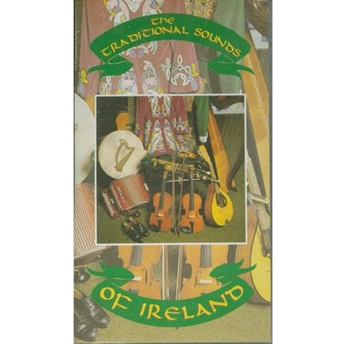 Image for The Traditional Sounds of Ireland