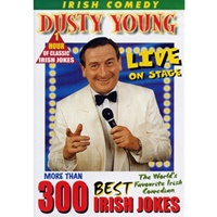 Image for Dusty Young- Irish Comedy Live DVD