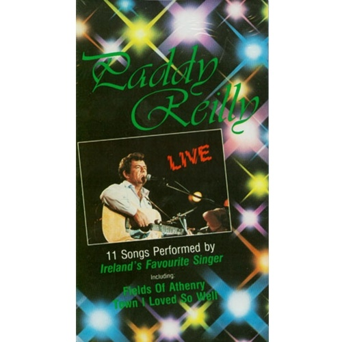 Image for Paddy Reilly Live - Paddy Reilly